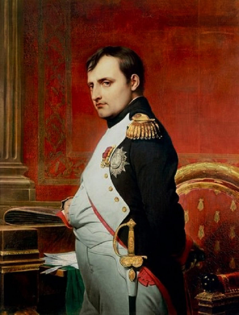 account of the life of napoleon bonaparte of france