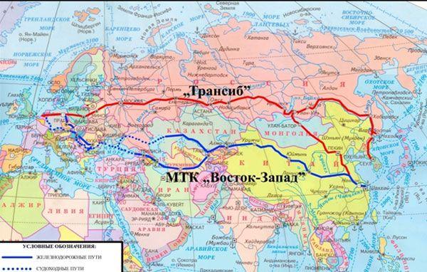 Что может принести канал «Евразия»?