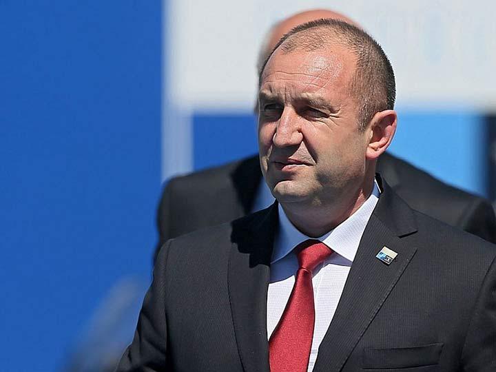 "Президент Болгарии Радев"""