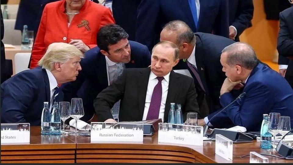 Путин G20
