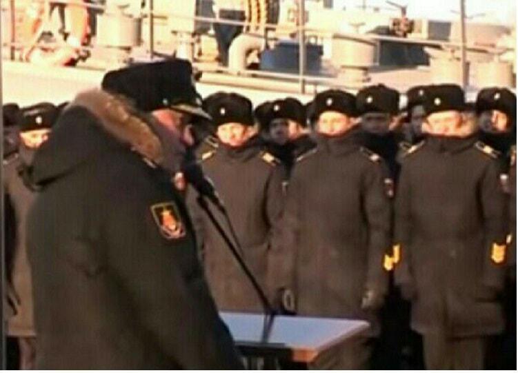 Начальник штаба флота