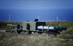 Береговые вооружения ТФ