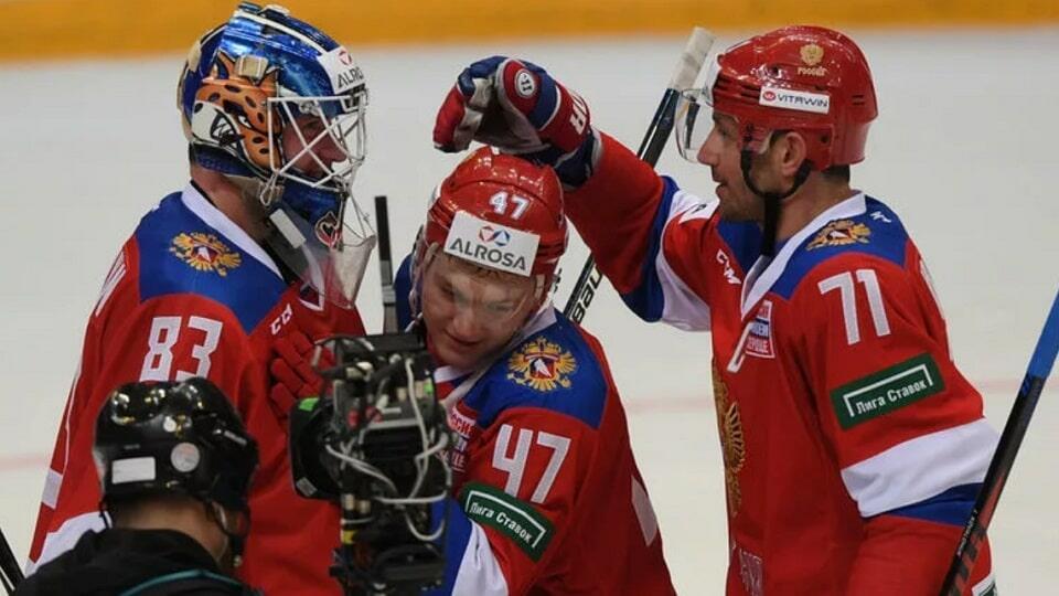 Хоккей-Капризов