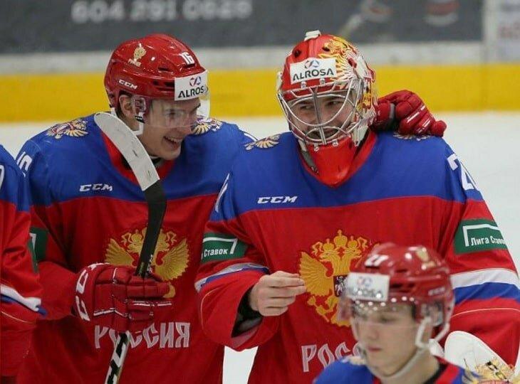 Хоккей РФ