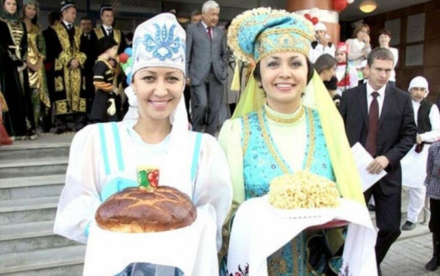 Русские и татары