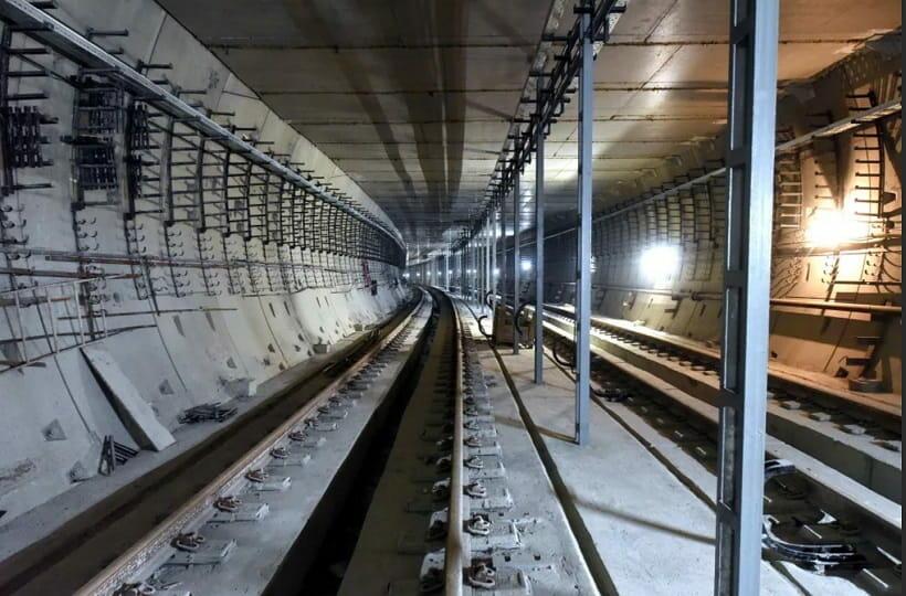 Строящееся метро