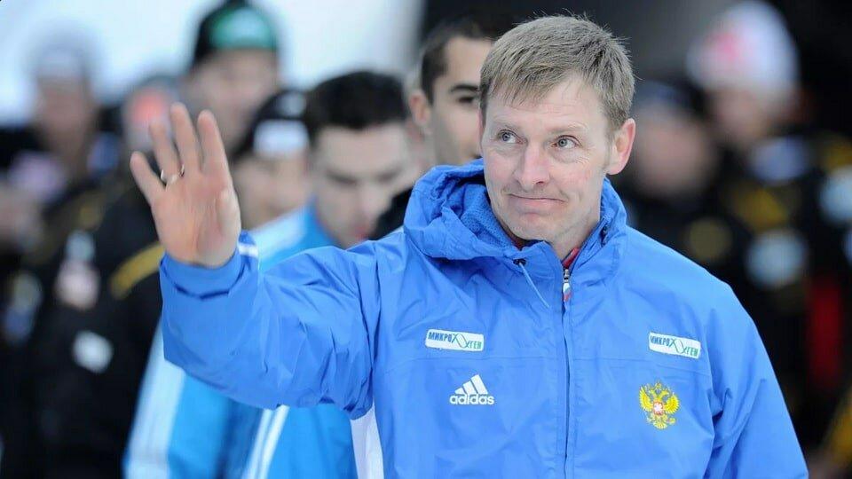 Зубков - олимпийский чемпион