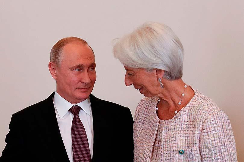 Путин и Логард