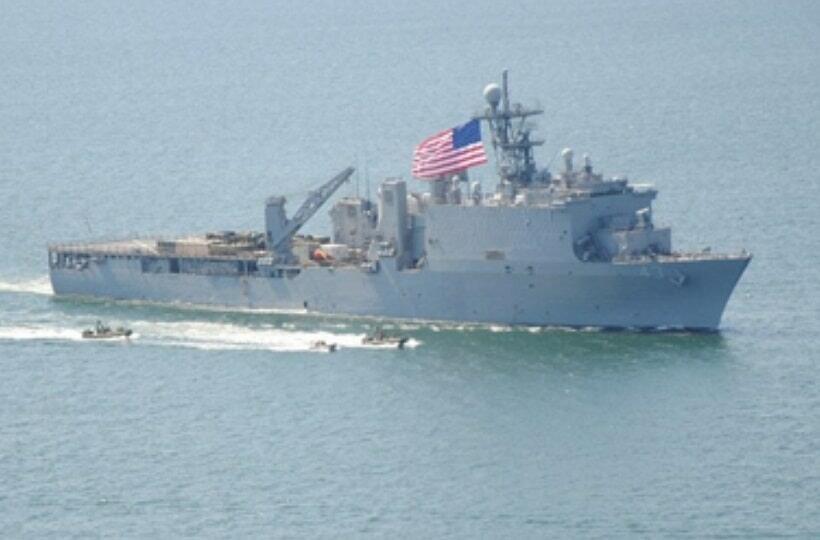 Десантный корабль США