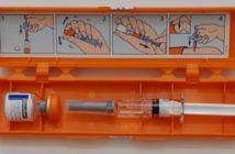 Набор инсулиновый