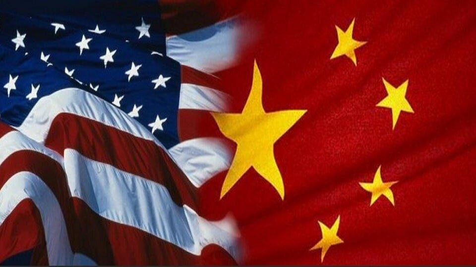 США Китай