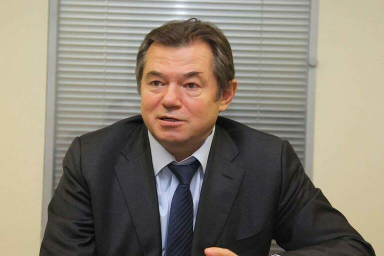 Глазьев довольно жестко раскритиковал доклад Росстата о строительном буме в России