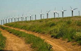Ветроэлектростанции