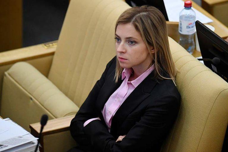 Украине предложили выдать Поклонскую, что после выдачи Елены Бойко выглядит несколько двусмысленно