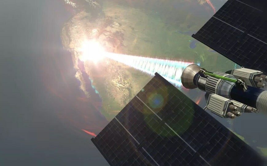 Индия - война в космосе