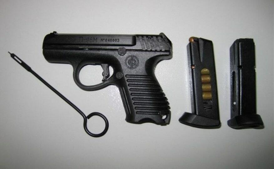 Пистолет для судьи
