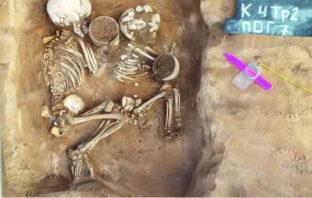 Захоронение в Самаре