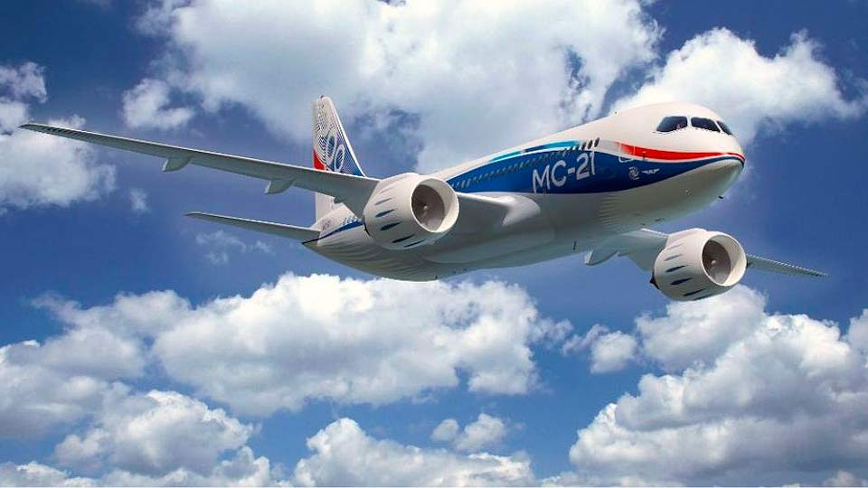 Самолет МС – 21