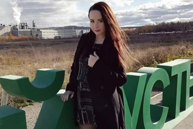 Анна Щекина ЛДПР