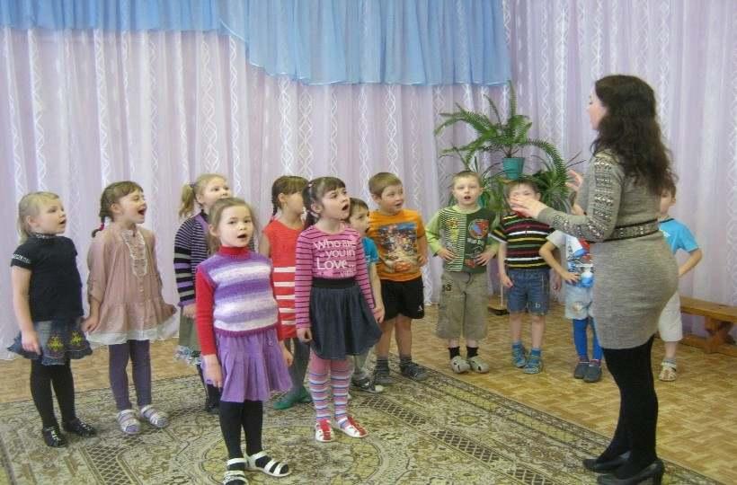 Воспитание в детском саду