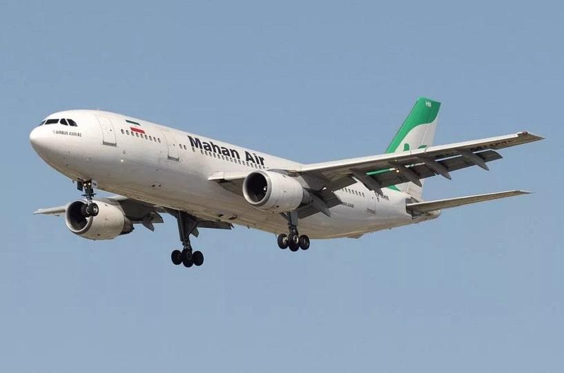 Иранский самолет