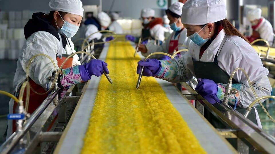 Промышленность Китая