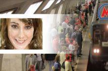 Распознавание лиц в метро