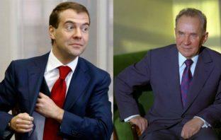 Косыгин и Медведев