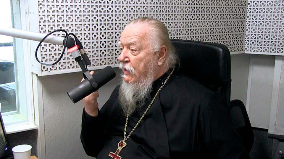 Дмитрий Смирнов на радио