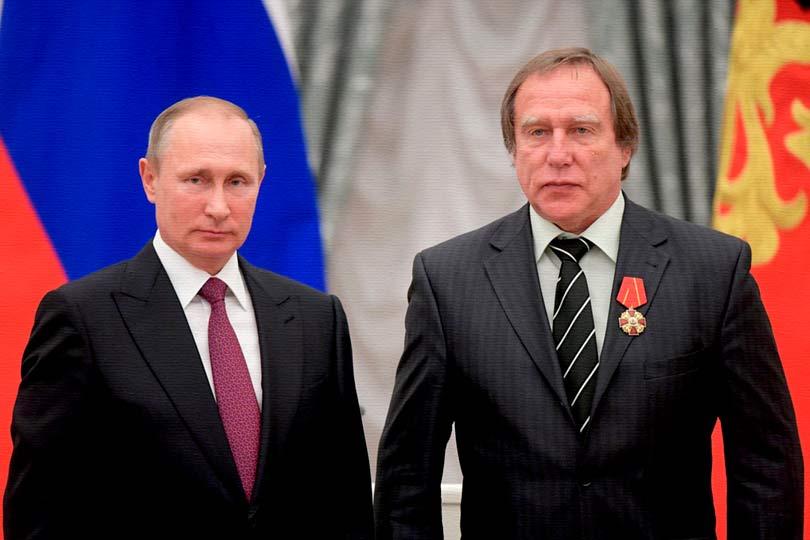 Ролдугин и Путин