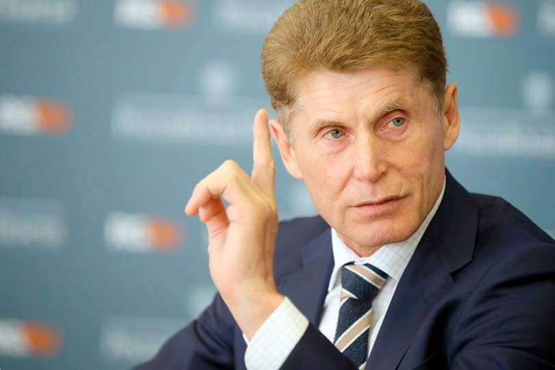Губернатор Кожемяко