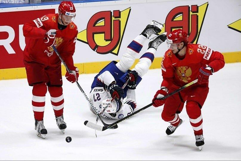 Хоккей 2019 ЧМ 18.05.2019