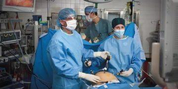 Малоинвазивная хирургия плода