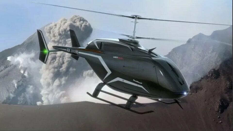 Многоцелевой вертолет VRT500