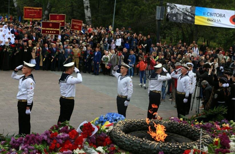Одессса - День Победы
