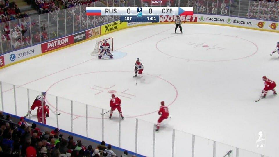 Россия Чехия 13.05.2019