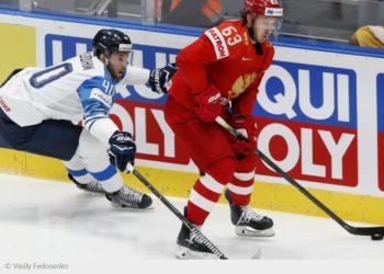 Россия - Финляндия, полуфинал