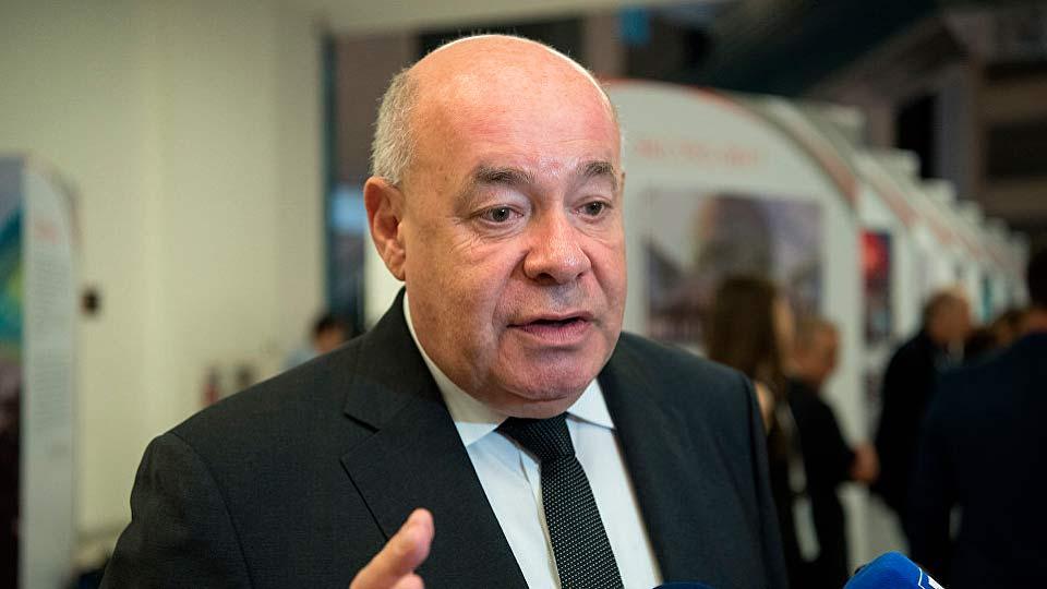 Михаил Швыдков