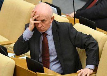 Депутат Синельников