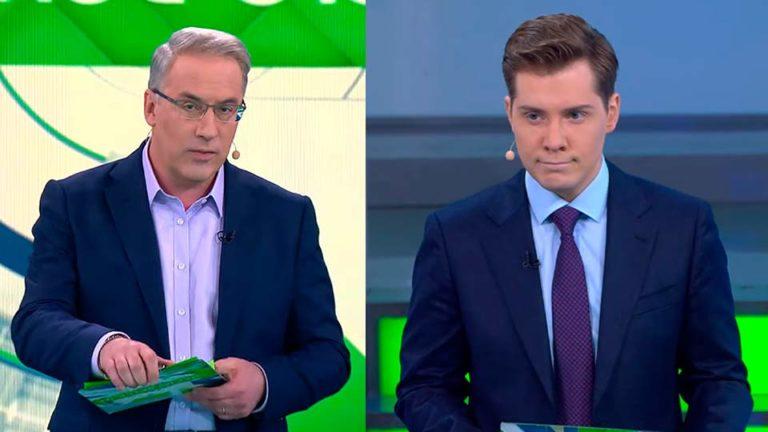 Ток-шоу «Место встречи» окончательно превратилось в передачу «Кабачок 13 стульев», поскольку там обсуждается «другая» Россия