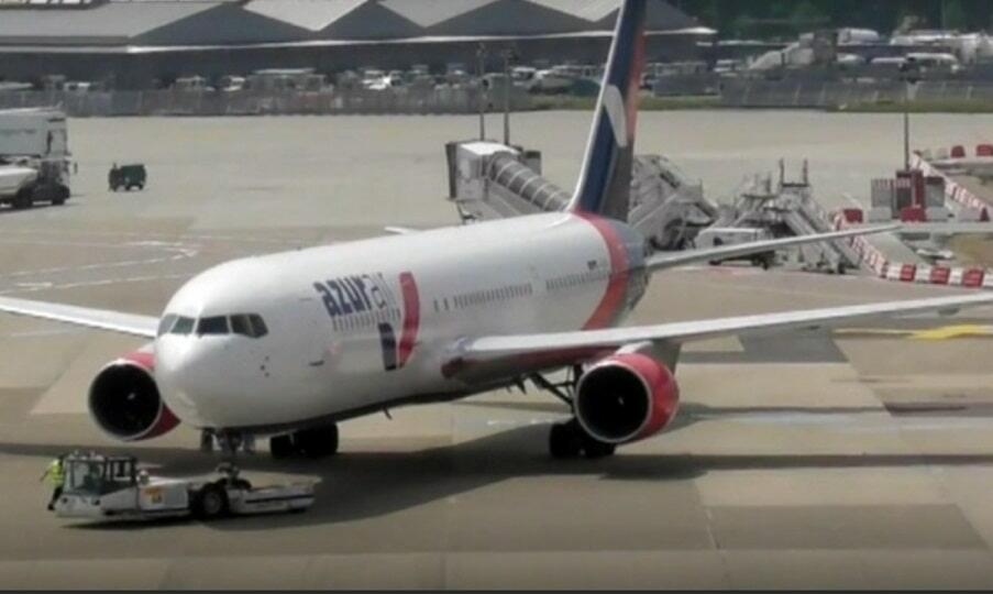 Azur-Air авиакомпания