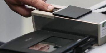 Биометрическая регистрация