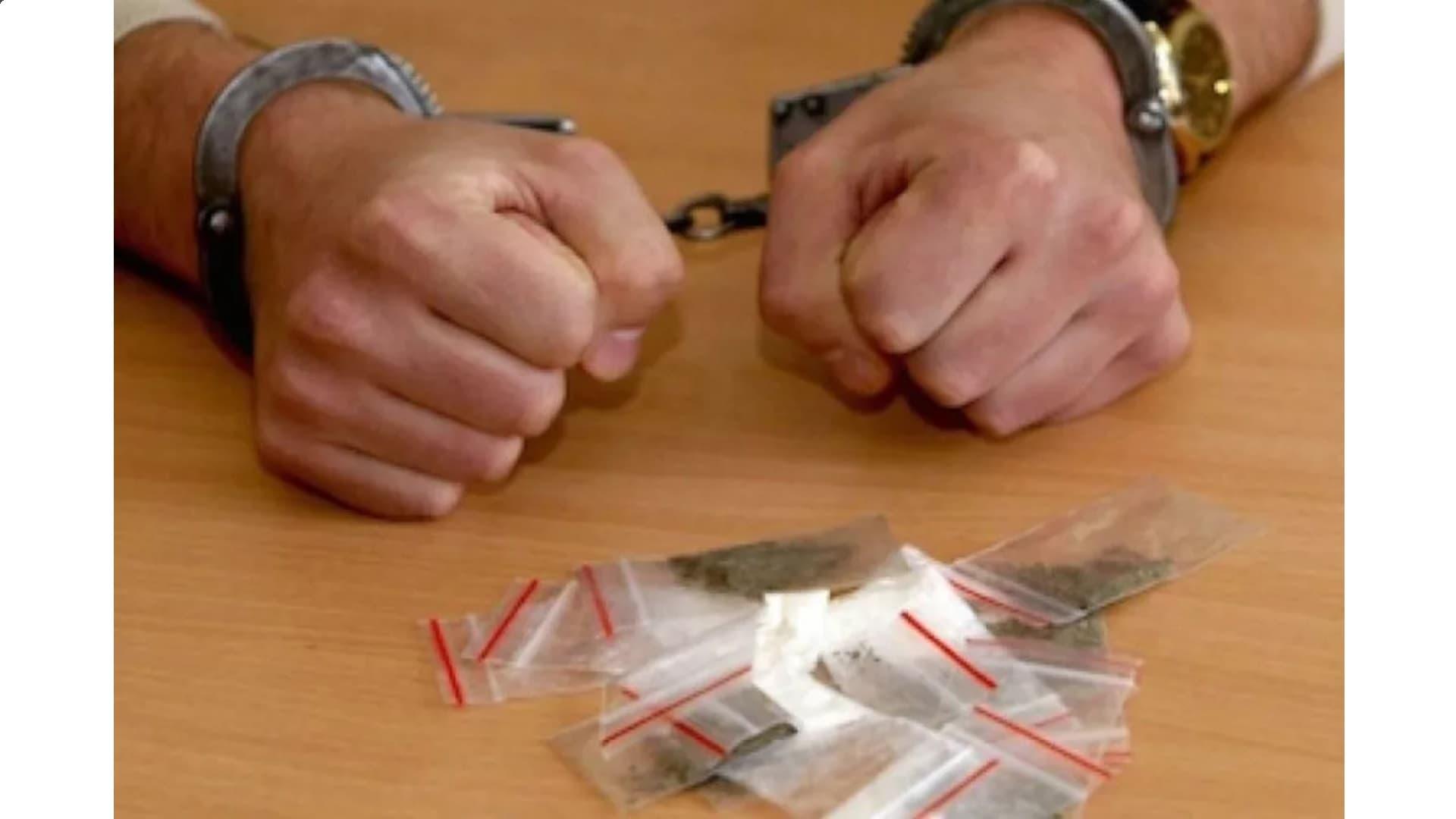 Хранение и сбыт наркотиков