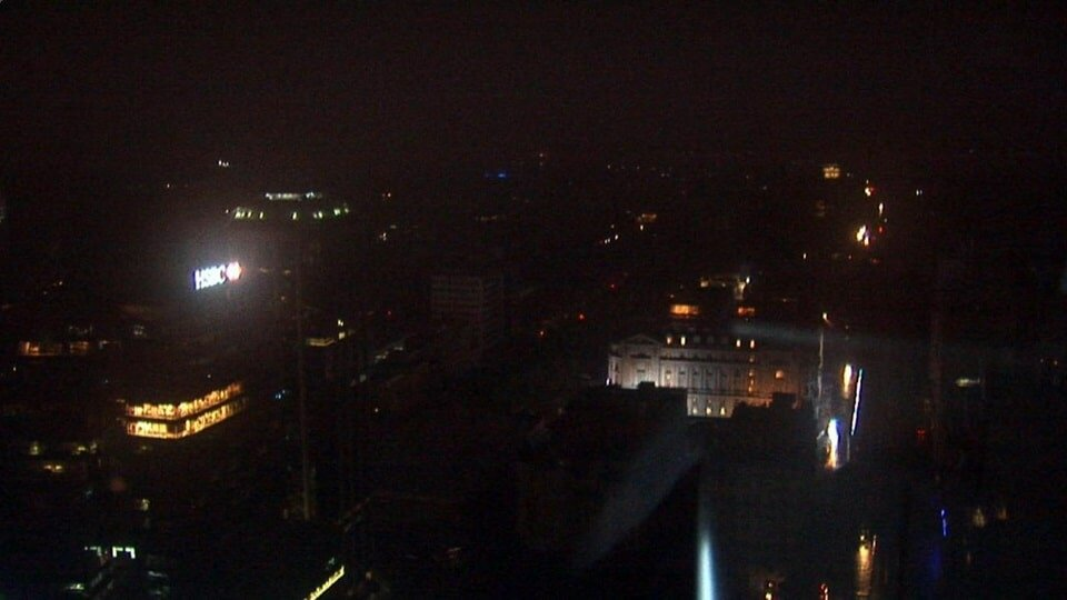 Отключение электричества в Аргентине и Уругвае