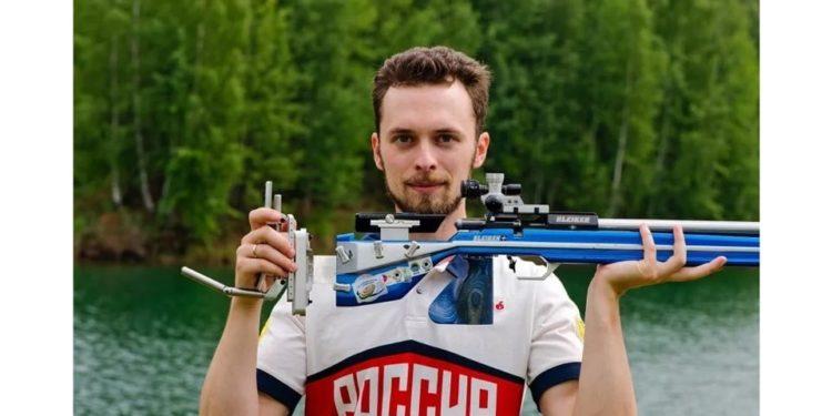 Сергей Каменский - стрельба