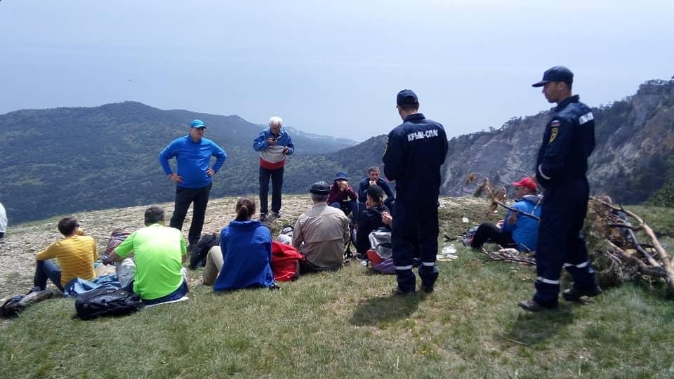 Спасатели Крыма