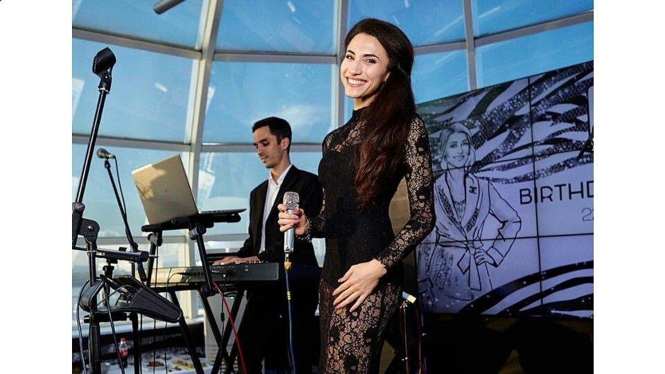 Юлия Гольдина - певица
