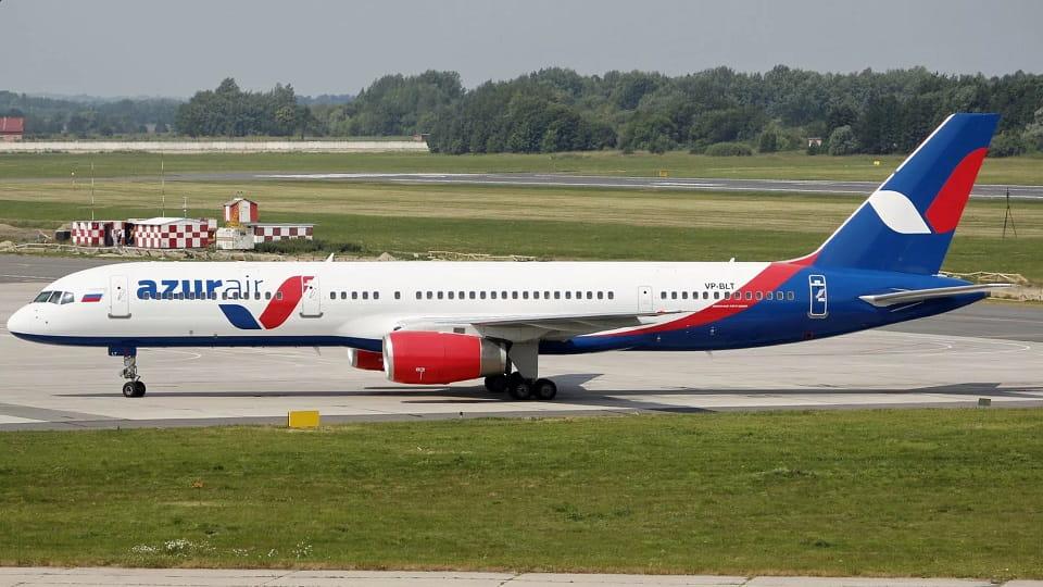 boeing 757-200 azur air