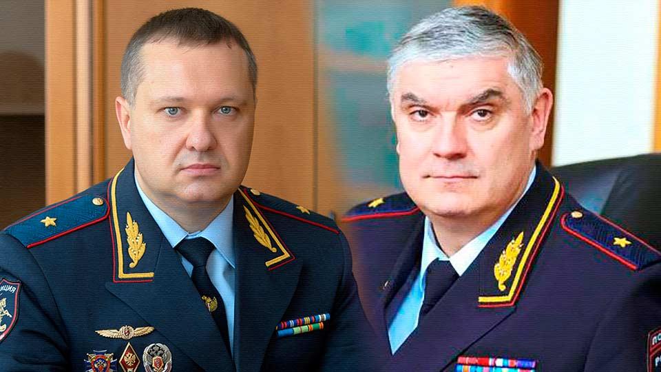 Пучков и Девяткин