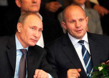 Путин и Емельненко